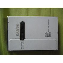 Walkman Sanyo Jjp5 Branco Top De Linha Japones