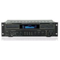 Planta Amplificador De Sonido Technical Pro Rx113 + Cornetas