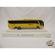 Miniatura Ônibus Viação Kaissara Marcopolo Paradiso G7
