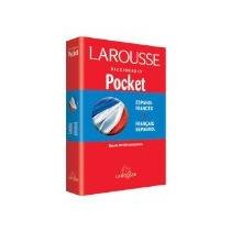 Libro Diccionario Pocket Español Frances *cj