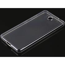 Funda Transparente Nokia Microsoft Lumia 650 Y Mica Templada