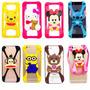 Funda Silicona Stitch Minion Ipod 6 Iphone 4 5 6 6 Plus 6s