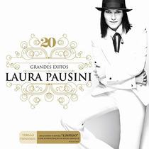 Cd Laura Pausini - 20 Grandes Exitos / V. Espanhol (984935)