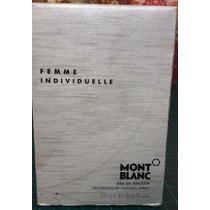 Perfume Femme Mont Blanc 100 % Original Traido De Usa