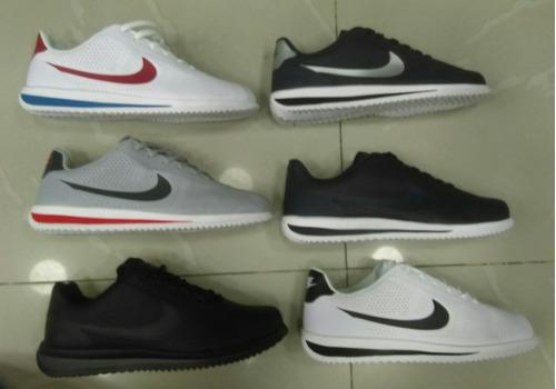 online store 846d7 5f28f Zapatillas Nike Cortez Borrador Hombre 2017 -  145.000 en Me