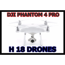 Drone Dji Phantom 4- Pro- Lançamento 2017+vendedor Top
