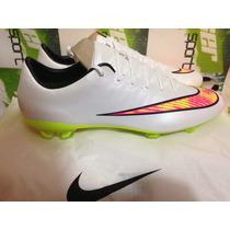 Tacos Futbol Nike Mercurial Vapor 100%original Acc Proff