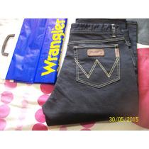 Pantalones(jeans) Wrangler Original, Golden Slim, Talla: 32