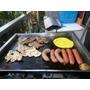 Plancha Cachapas Arepas Cocinas Para Evento 1800bf Xdia