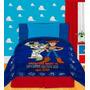 Frazada De Microfifra Disney Motivo Toy Story Disponible