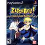 Patch Zatch Bell 4 Mamodo Battles Ps2 Frete Gratis