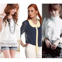 Blusa Moda Japonesa Catalogo Bluson Top Vestido Envio Gratis