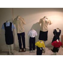 Uniformes Escolares Pantalones, Jumpers, Monos, Camisas