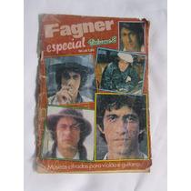 Revista: Fagner Especial Vol. 2 - Músicas Cifradas