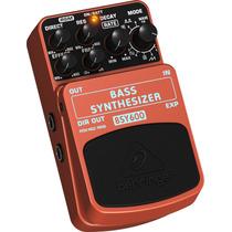 Behringer - Bsy600 - Pedal Sintetizador Para Baixo