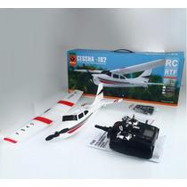 Avion Radiocontrol Remoto Rc Electrico