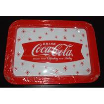 Bandeja Coca-cola Importada Usa
