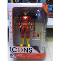Figura De Flash Dc Comics
