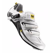 Zapatillas Ciclismo Ruta Mavic Giova Talla Eu 38 Para Mujer