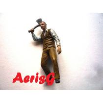 Arg Resident Evil 4 Figura Secreto Campesino Con Hacha Vmj