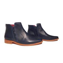 Calzado Botas De Vestir Zapatos De Vestir Borcegos De Hombre