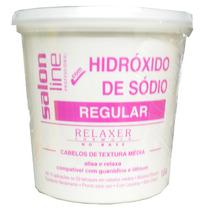 Creme Relaxante Salon Line Sódio Regular 1800g Profissional