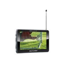 Navegador Gps Multilaser Tracker Iii Tela 5.0 Com Tv Digital