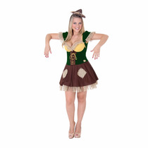 Fantasia Espantalho Feminina Magico De Oz Sulamericana