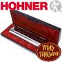 Hohner M758201 Armónica Cromática Super-64; 64 Tonos