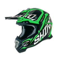 Casco Cross Moto Shiro Mx-917 Thunder -s M L Xl Xxl-