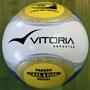 Bola Futsal Vitória Oficial Termotech Pu 6 Gomos Max 500
