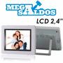 Megasaldos Marco De Fotos Digital Lcd 2,4 Pulgadas 320x240