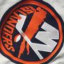 Camiseta De Hockey Americano Sobre Hielo. Equipo Islanders