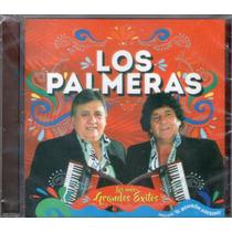 Los Palmeras - Los Mas Grandes Exitos 2016 - Los Chiquibum