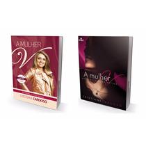 Kit Com 2 Livros A Mulher Moderna. V - Cristiane Cardoso