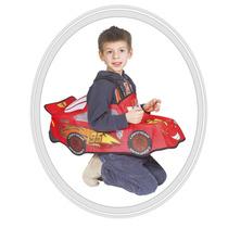 Disfraz De Niño Disney Cars Forma De Auto 4 A 5 Años