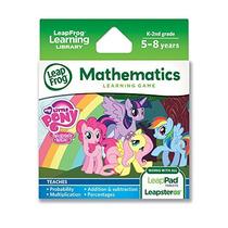 Leapfrog Explorer My Little Pony Amistad Es Magia Learning