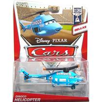 Cars Disney Dinoco Helicoper. Piston Cup. Deluxe.