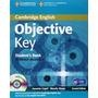 Objective Key 2 Edition - Student S Book Sin Rta - Cambridge