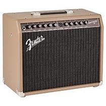 Amplificador Violão Fender Acoustasonic 90 Cheiro De Musica