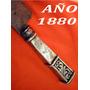 Cuchillo Año 1880 Sarandi 250 Armeria Nacional Plateria