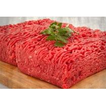 Carne Molida 100% Carne Magra De Sirloin