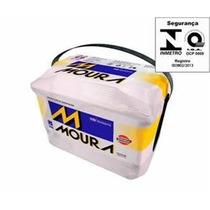 Bateria Moura 60ah Entrega Instal Rapida Carro No Abcd
