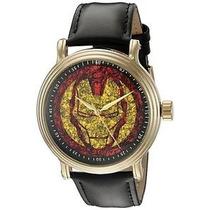 Reloj Original Marvel Iron Man (envío Gratis)