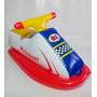 Flotador Moto Jet Ski Inflable Para Niños 3 A 6 Piscinas