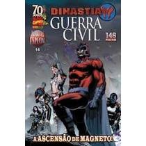 Marvel Especial Vol.14: Dinastia M: Guerra Civil, Panini