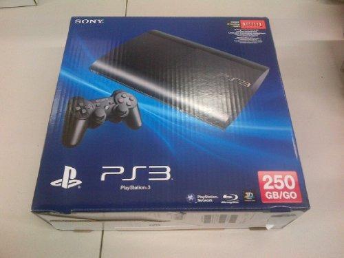 Playstation 3 De 250 Gb Sistema - Slim (rediseño) - $ 1.124.800 en Mercado Libre