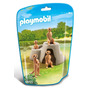 Playmobil Zoo Suricatas Art 6655 Intek