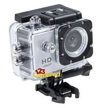 Mini Câmera Filmadora Sports Hd Carro Bike Moto Frete Grátis