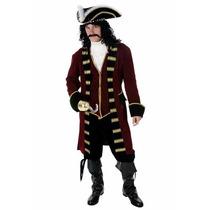 Disfraz De Pirata Hook Garfio Para Adultos Envio Gratis